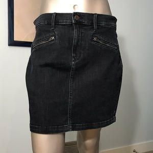 Banana Republic Jean Skirt